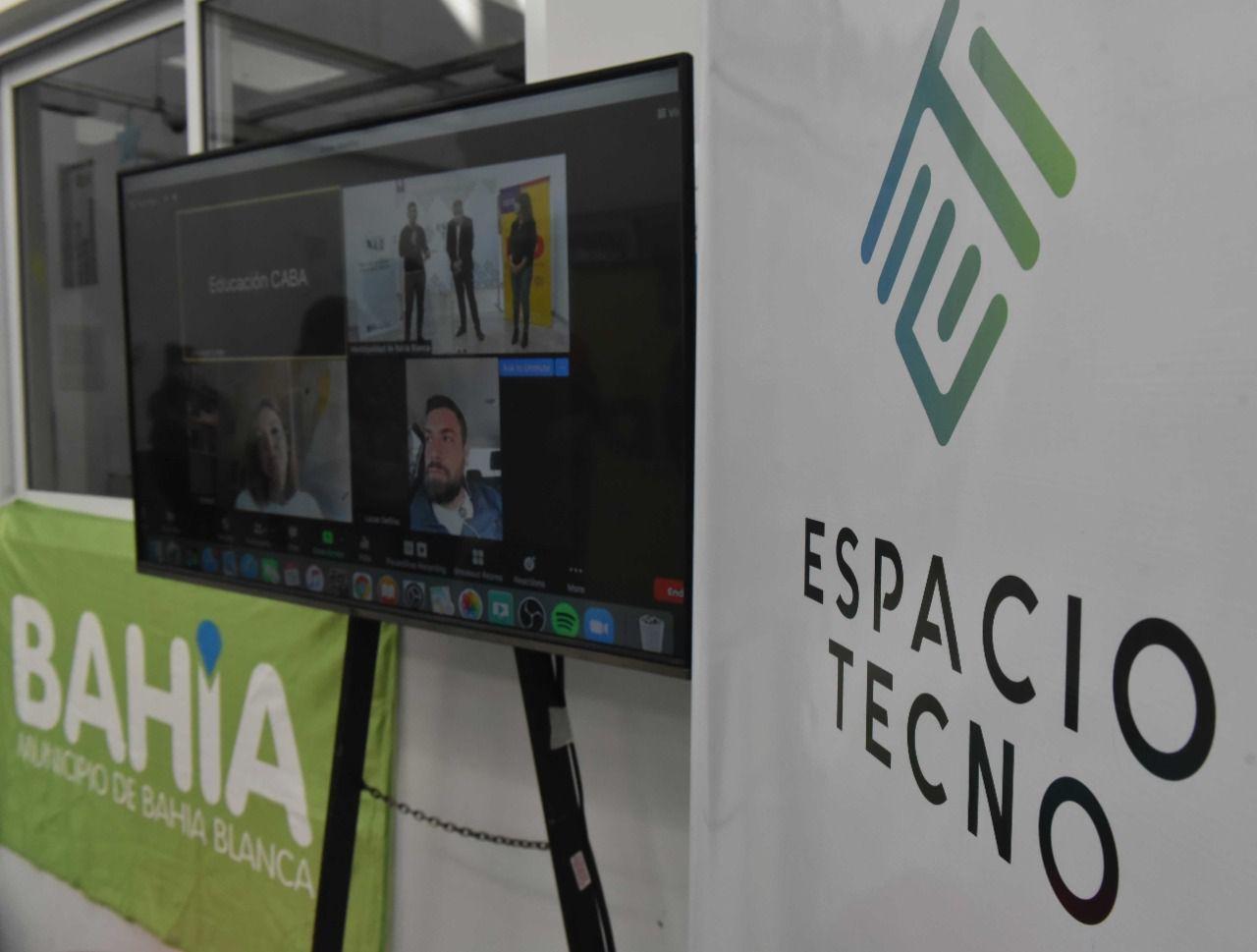 Lanzan el Espacio Tecno Dr. César Milstein en Bahia Blanca.