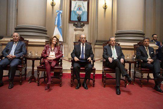 Alberto Fernández quiere reformar la Justicia y le apuntó a la Corte Suprema