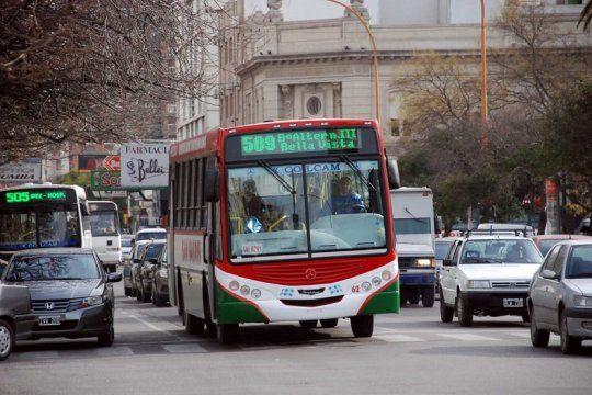 El lunes habrá paro de transporte en Bahía Blanca