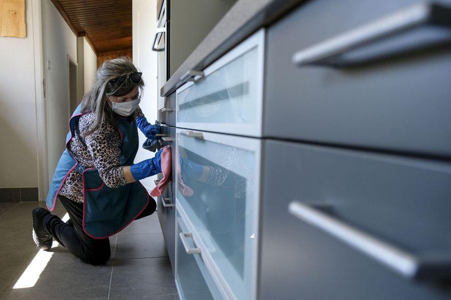 Alberto Fernández busca registrar a trabajadoras domésticas