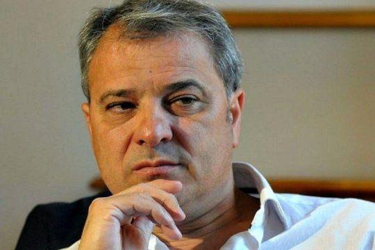 bordoni recibio una nueva denuncia por su tirante relacion con la prensa