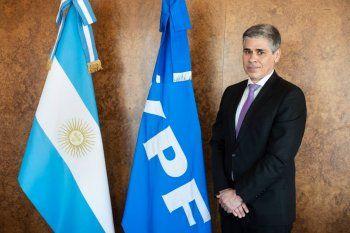 Pablo González, nuevo presidente de YPF