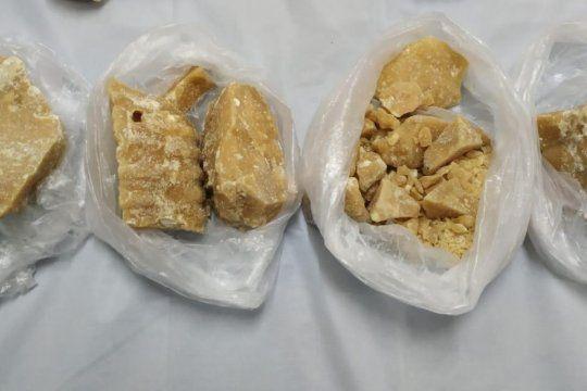 la matanza: cayo una banda que hacia delivery de drogas