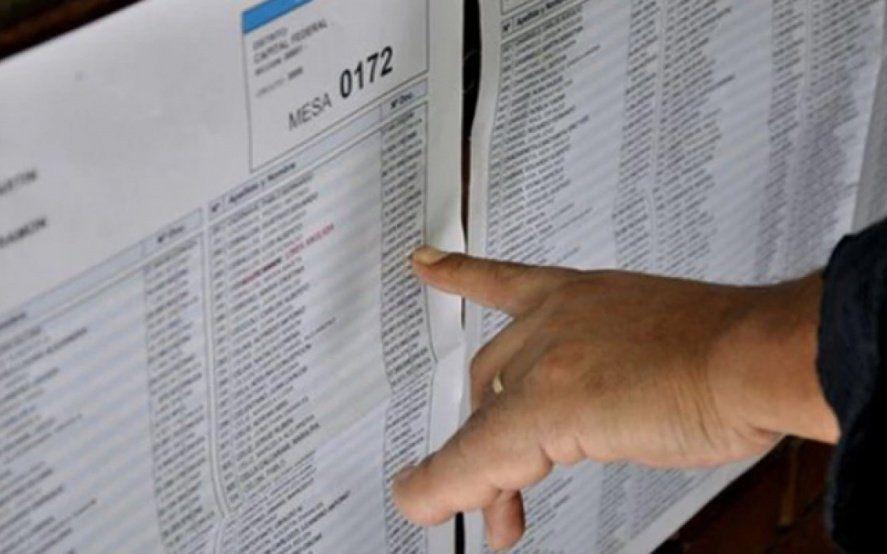 Elecciones presidenciales: qué trámites hacer para ser incluidos en el padrón correctamente
