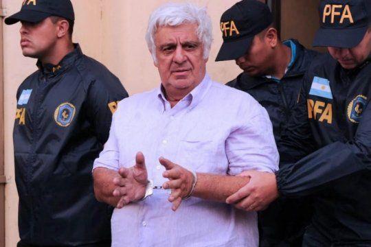 evasion millonaria: trasladan al empresario alberto samid a una carcel federal de marcos paz