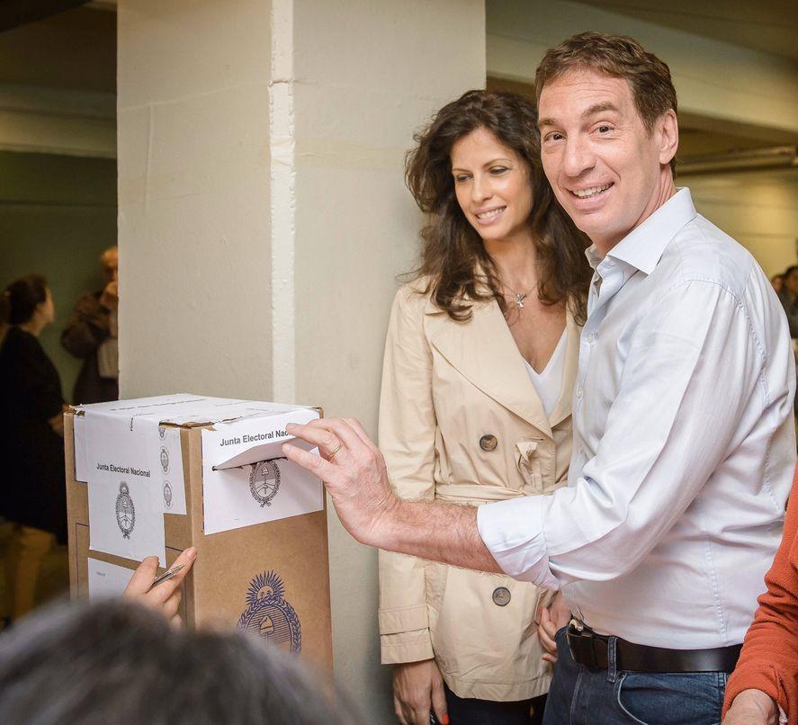 Diego Santilli votará en la provincia de Buenos Aires, en el municipio de Tigre.
