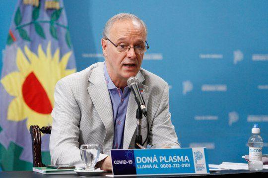 sputnik v: el mensaje de gollan a los antivacunas fogoneados por la oposicion