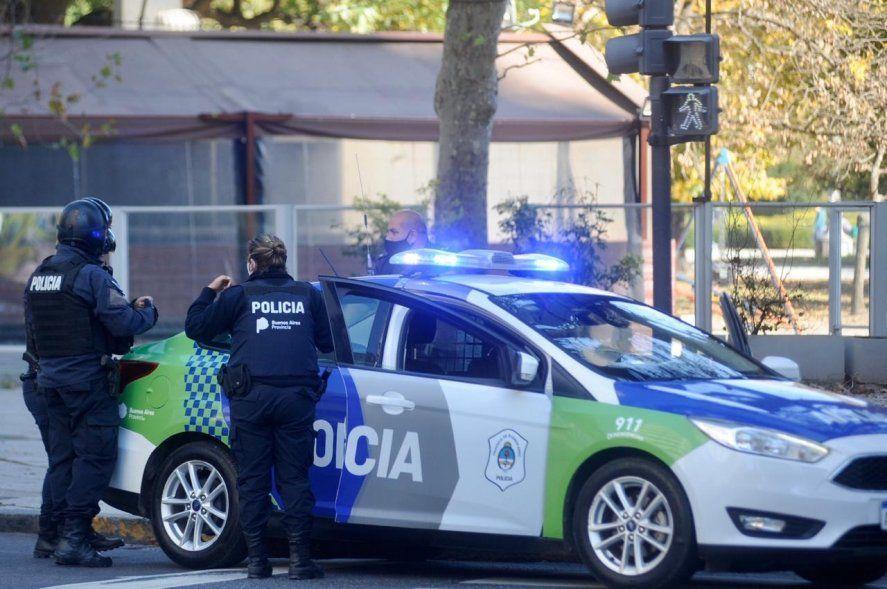 El violento caso policial fue en Posadas al 1300 en Ituzaingó