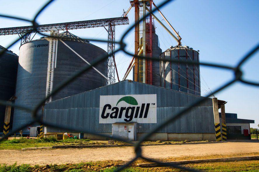 La Planta de Cargill en Trenque Lauquen