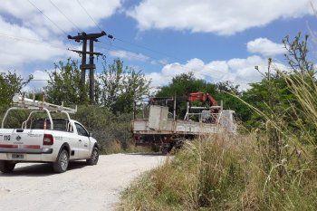 Temporal en La Plata: EDELAP restituyó el servicio al 80% de usuarios afectados