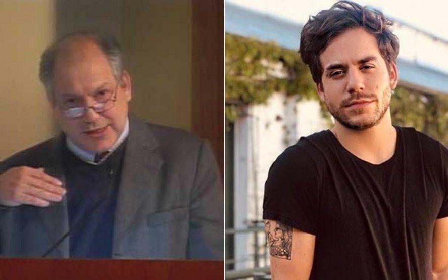 Luego de la confesión, habló el papá biológico de Fernando Dente