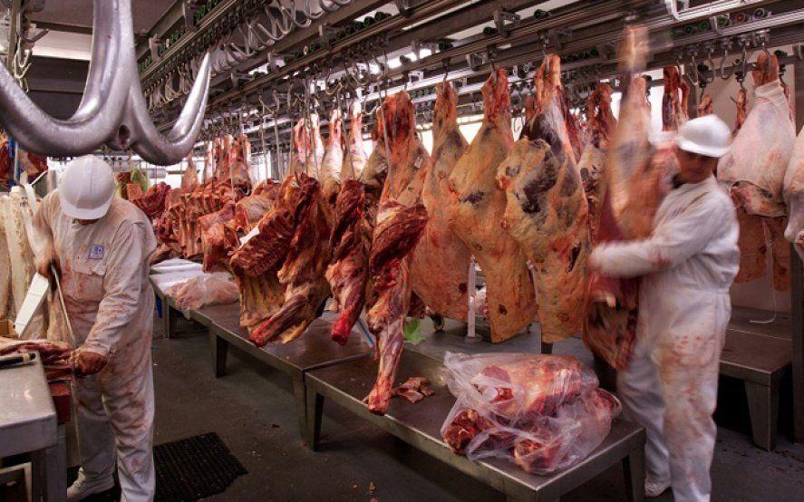 Los trabajadores de la carne empatan a la inflación y logran paritaria del 51%