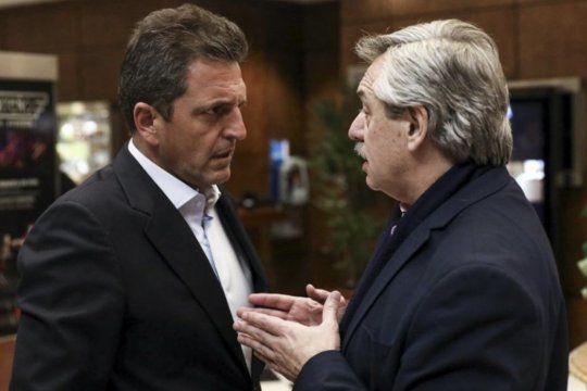 Sergio Massa busca ampliar el Frente de Todos, sin romper con Alberto, ni Cristina.