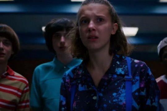 a pocos dias de la nueva temporada, lanzan un nuevo trailer de stranger things 3