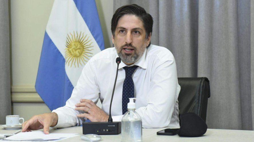 El ministro GTrotta programa la presencialidad en las provincias
