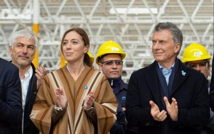 Vidal y su entorno celebraron el anuncio de Pichetto candidato a vicepresidente de Macri