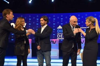 Candidatos de la provincia de Buenos Aires para las elecciones legislativas en el debate de TN