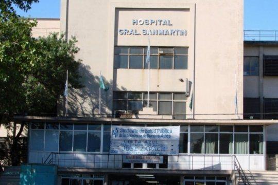 un corte de luz en el hospital san martin puso en peligro la vida de ninos en el area de terapia intensiva