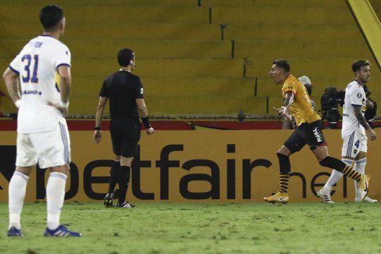La racha positiva de Boca terminó en Ecuador, la Copa sigue hoy con la presentación de Racing.