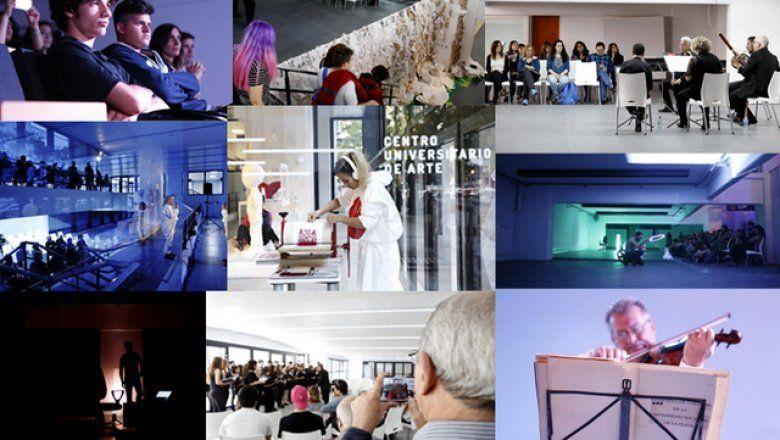 Enterate cómo sigue la programación del Centro Universitario de Arte con todas sus actividades