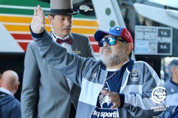 Mega operativo de seguridad para el velatorio de Maradona