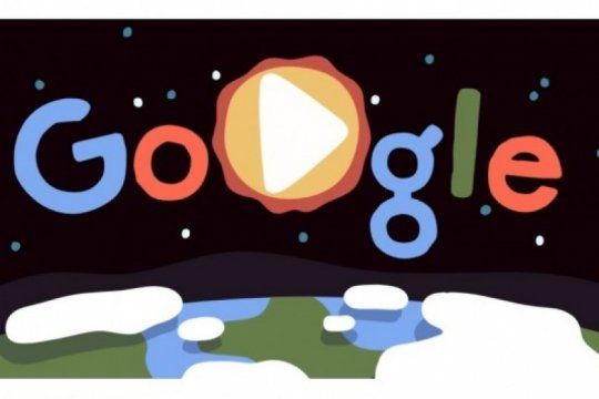 google celebra el dia de la tierra con un doodle que muestra seis especies sorprendentes