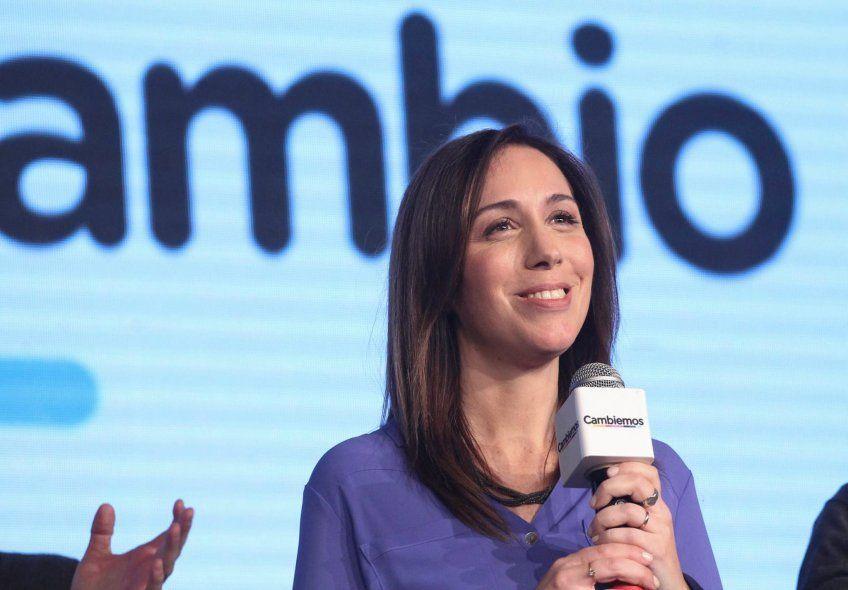 María Eugenia Vidal podría volver a competir en Provincia en las elecciones 2021