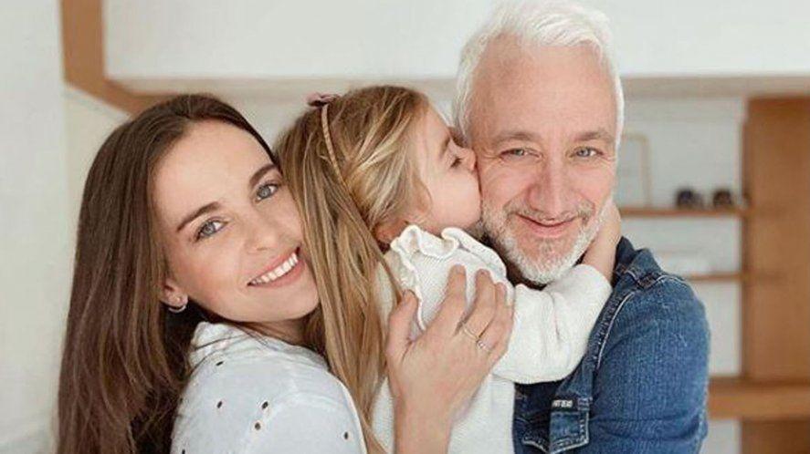 Andy Kusnetzoff anunció que será padre nuevamente