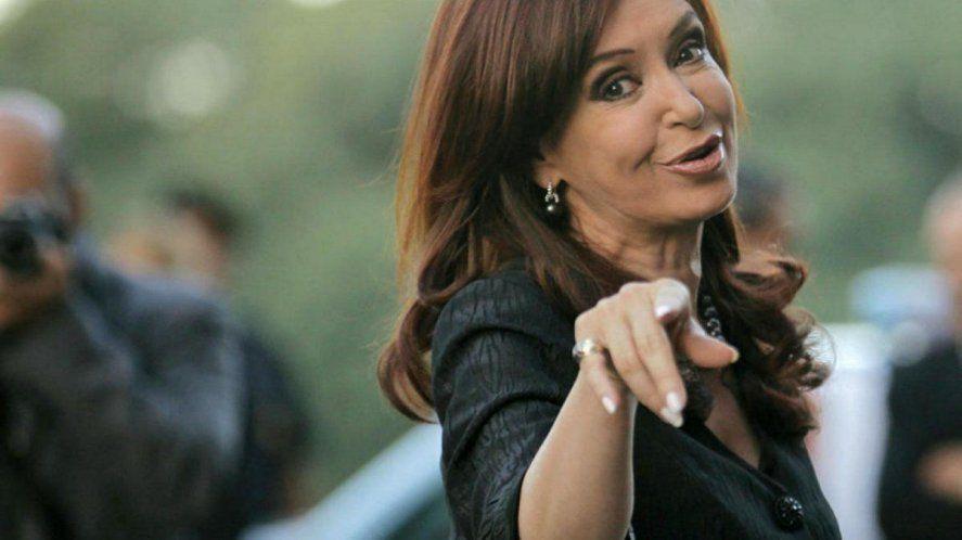 Cristina renunci a cobrar su sueldo como vicepresidenta