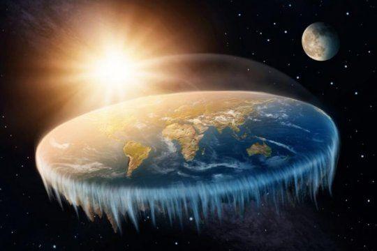 La descabellada teoría del terraplanismo