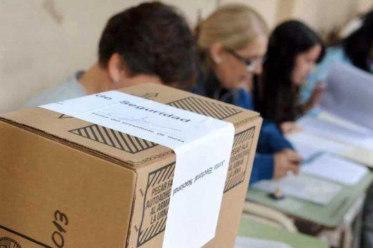 ¿estas en el padron electoral? volveran a publicar los listados provisorios la semana que viene
