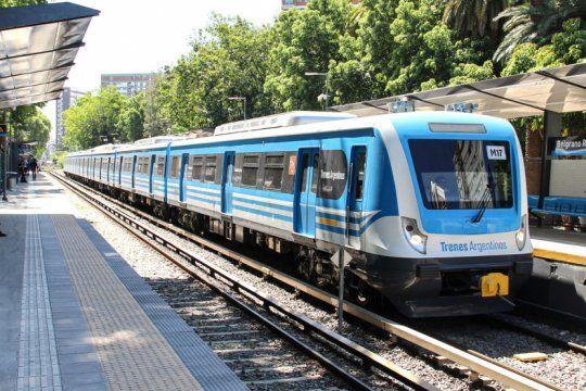 desde hoy, el ramal tigre del tren mitre funciona solo con reservas previas entre las 6 y las 10 de la manana