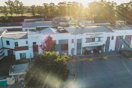 El dinero recaudado se destinó al hospital municipal