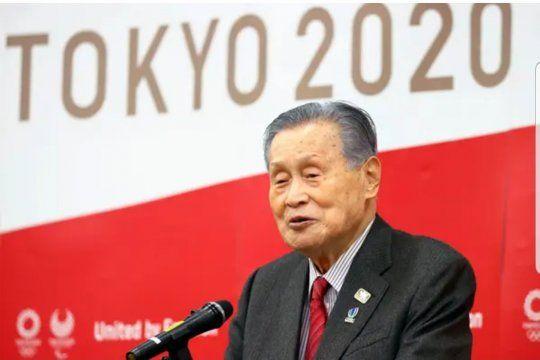 Yoshiro Mori, Director de los Juegos Olímpicos de Tokio tuvo comentarios degradantes hacia las mujeres