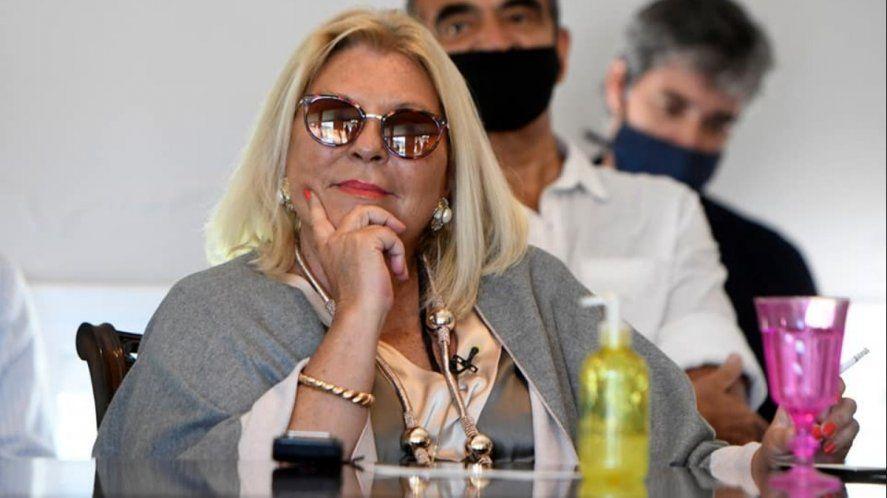 Elisa Carrió destrozó a Cristian Ritondo y a Emilio Monzó.