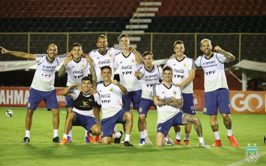 Hay equipo: Scaloni ya tiene los 11 que irán de arranque ante Colombia por la Copa América
