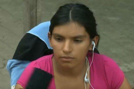 caso sheila ayala: la mujer acusada por el homicidio de su sobrina dio a luz