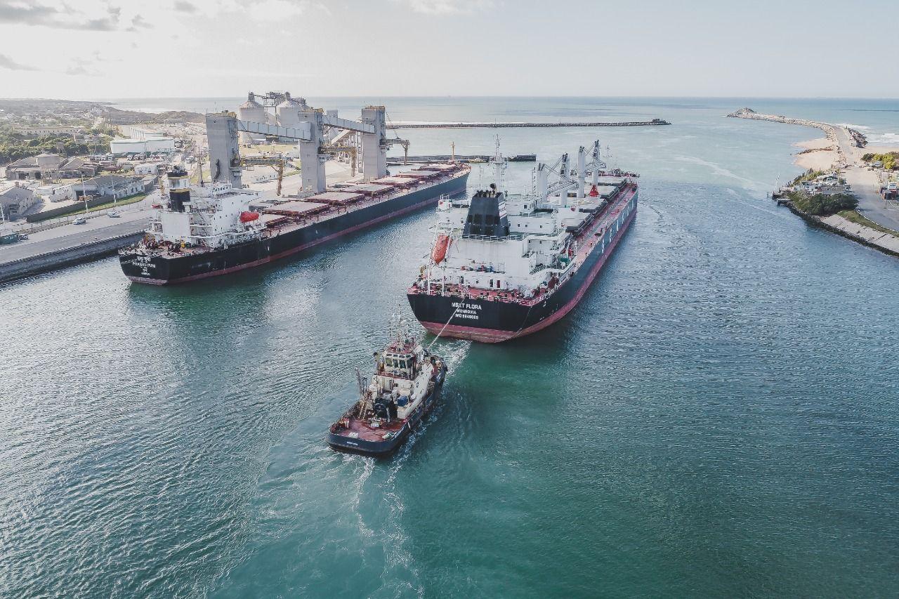 paros en los puertos de necochea y bahia blanca
