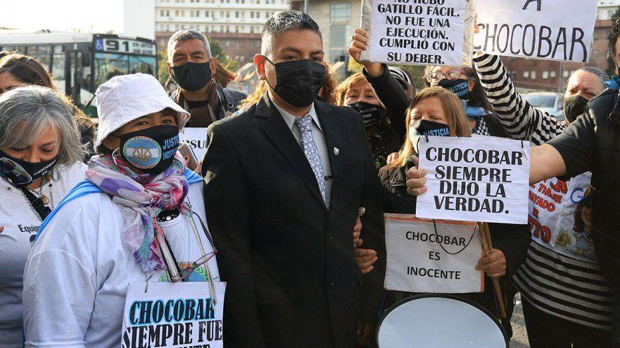El policía Luis Chocobar fue condenado: otra derrota del Pro