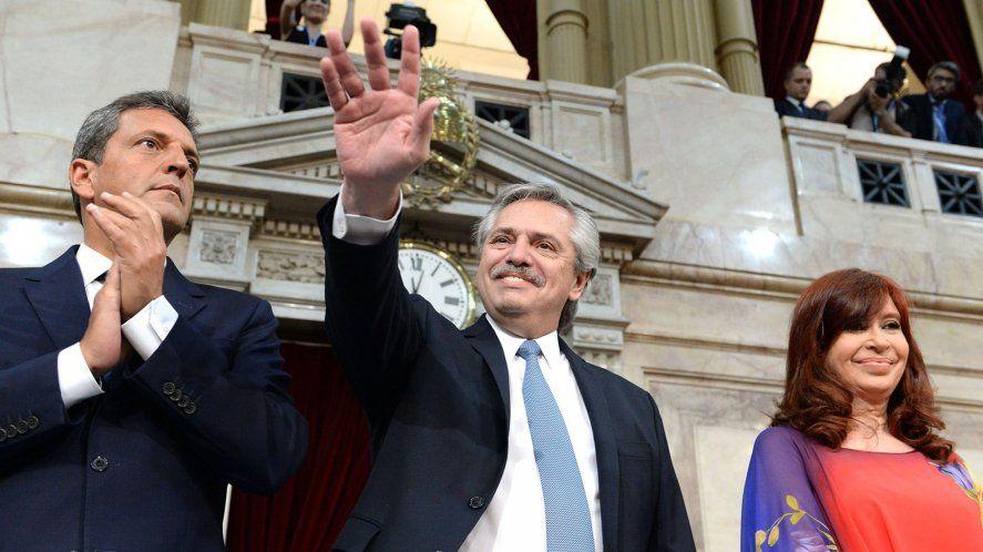 Alberto Fernández abrirá el período de sesiones ordinarias en la Cámara de Diputados presidida por Sergio Massa