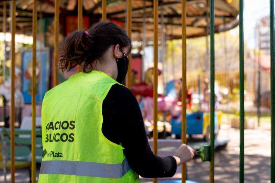 Preparan un protocolo para la vuelta de las calesitas en La Plata