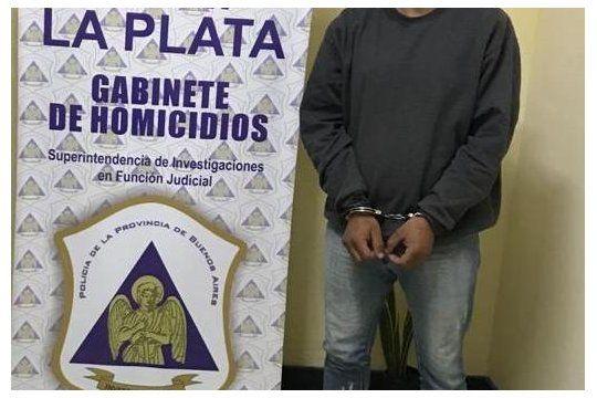 Por el crimen del domingo fue detenido un hombre de 32 años