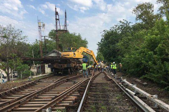 Desde el primer servicio del día y hasta las 17 hs, la Línea Mitre trabajará en mejoras.