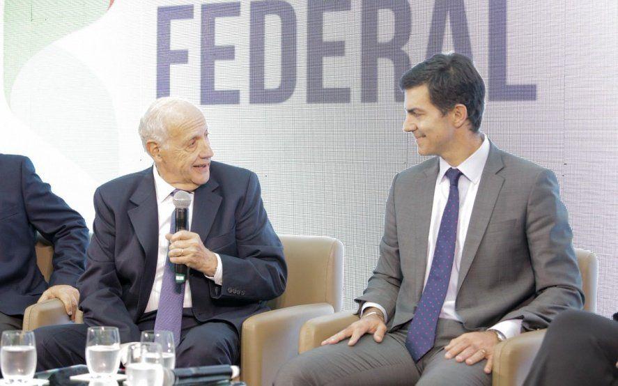Lavagna se reunió con el FMIy pidió renegociar los plazos de la deuda