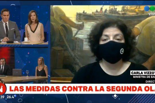 La militancia política de Cristina Pérez volvió a jugarle una mala pasada, al dejar en segundo plano el periodismo, cuando entrevistó a la Ministra Carla Vizzotti en el noticiero de Telefé