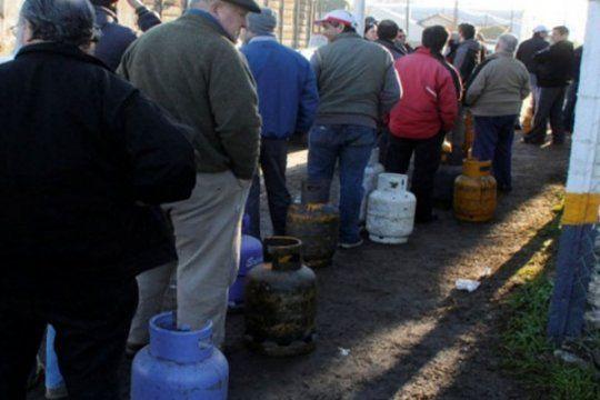 tarifazo de gas: la gente elige las garrafas porque no pueden pagar las boletas de gas