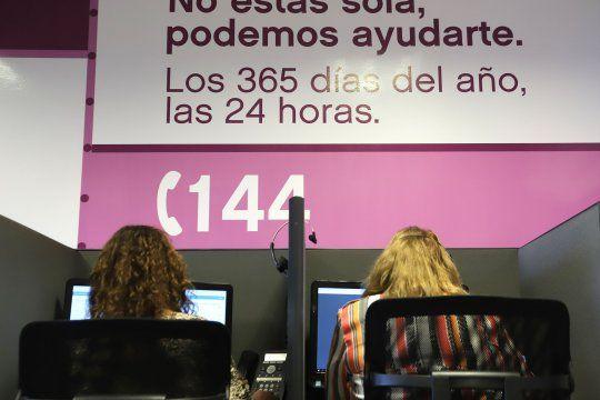 En 2020 aumentaron un 21,4% las denuncias por violencia de género a la línea 144