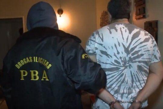 cayo una banda narco liderada por un barrabrava integrante de hinchadas unidas argentinas