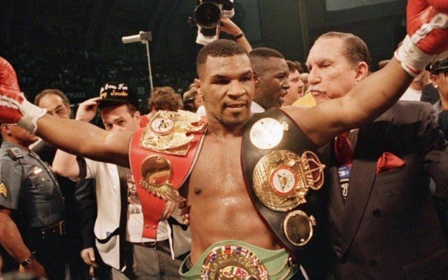 Un pene de plástico y la orina de su esposa, el secreto de Tyson para evitar el dóping