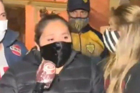 Carolina habló y expresó su dolor por su hija, la beba de 5 meses asesinada en Dock Sud